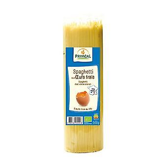 Espaguetis con huevos frescos 100% Francia 500 g