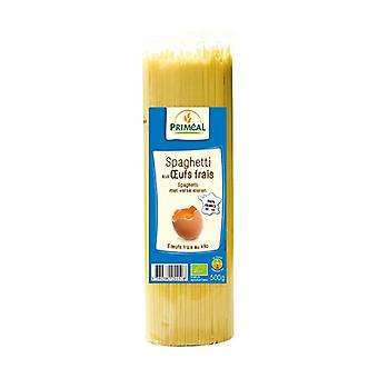 Spaghetti with fresh eggs 100% France 500 g