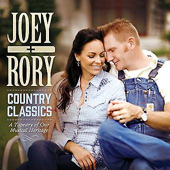 Joey+Rory - Country Classics... [CD] USA import