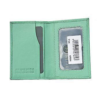 Primehide Leather Travelcard Oyster Card Holder Wallet RFID Blocking 710