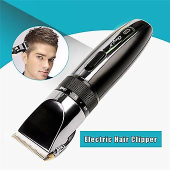 Electric Hair Clipper Rechargeable Hair Trimmer Shaver Razor Cordless For Adult