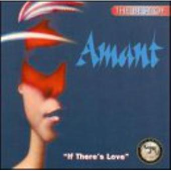 Amant - Best of: If There's Love [CD] USA import