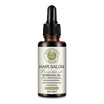 Hairs Masque huile essentielle pour la nutrition des cheveux secs et endommagés