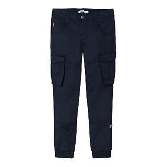 Name-it Long Pants Amgo Dark Sapphire