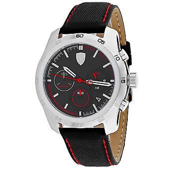 295, Ferrari Hommes 's 830444 Quartz Black Watch