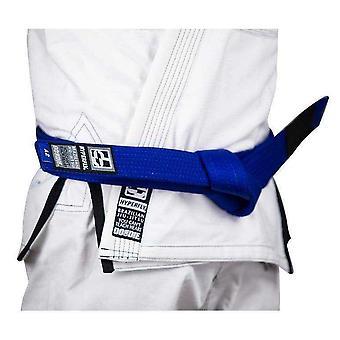 Hyperfly basic bjj gi belt blue
