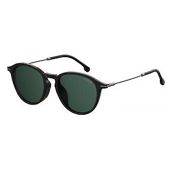 Lunettes Unisexe 196/F/S panto noir avec verre vert