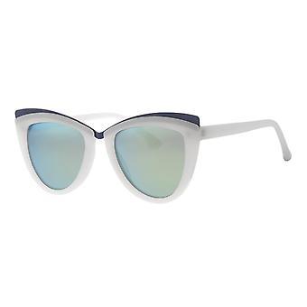 Sunglasses Women's Femme Kat. 3 Butterfly white (L6567)