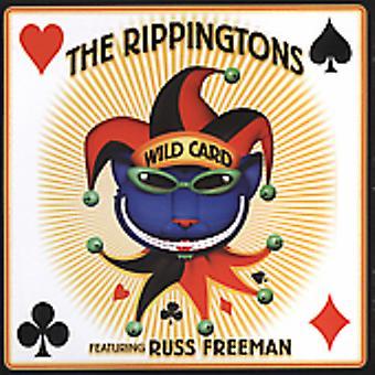 Rippingtons - Wild Card [CD] USA import