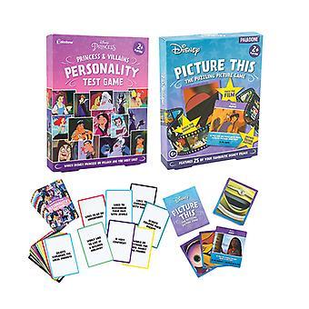 Principesse e malvagi Test di personalità & Disney Picture This Pacchetto gioco divertente