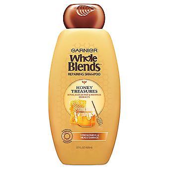 Tutta la Garnier si fonde Shampoo riparazione, tesori di miele, 650ml