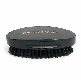 Zwarte baardborstel