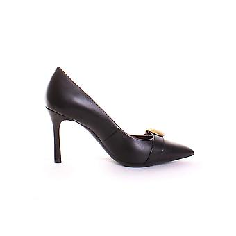 Coach Womens Waverly Leather Pointed Toe Classic Pumps