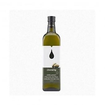Clearspring - Organic Extra Virgin Olive Oil 1000ml