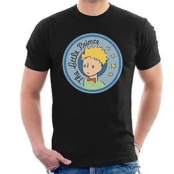 The Little Prince Circle Star Badge Men's T-Shirt