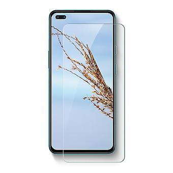 iCoverCase | OnePlus Nord 5G | 2-pack screenprotector | Gehard glas