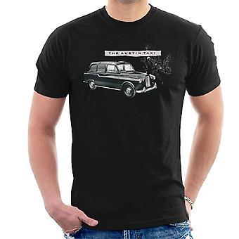 Austin Classic Taxi British Motor Heritage Miesten ja apos;t-paita