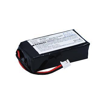 Dog Collar Battery for Dogtra BP74TE DA212 Edge RT transmitter EDGE TX 850mAh