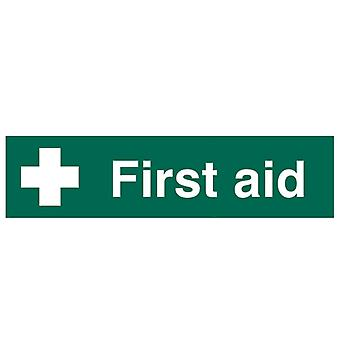 Scan First Aid - PVC 200 x 50mm SCA5212