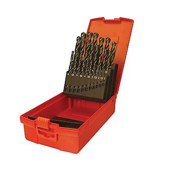 Dormer A190 No.12 Number HSS Drills Set of 60 DORSET12