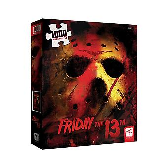 Friday the 13th Puzzle (1000 pcs)