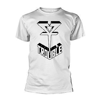 Trouble Logo T-Shirt