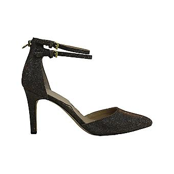 Adrienne Vittadini Womens Nevi Pointed Toe Ankle Strap D-orsay Pumps