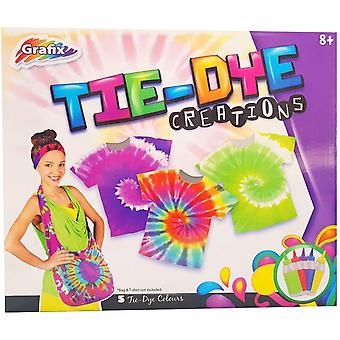 Tie Dye Creations - Make Your Own Crazy Designs