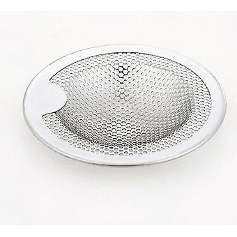 Keittiö ruostumattomasta teräksestä valmistettu pesuallas, siivilän tyhjennysreiän suodatin kylpyamme suihku
