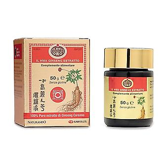 Ginseng IL HWA Gold Seal soft extract 50 g