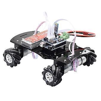 4wd Mecanum Wheel Robot Car -alustasarja - suunta-alusta enkooderilla