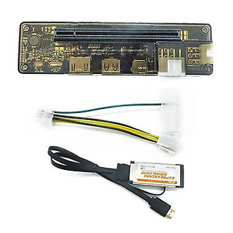 External Laptop Video Graphics Card Laptop Docking Station