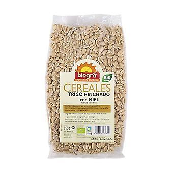 Bio Swollen Wheat with Honey 150 g