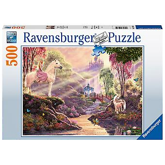Ravensburger Puzzle The Magic River 500 pezzi