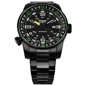 Mens Watch Traser H3 109522, Automatic, 46mm, 10ATM