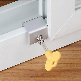 Child Safety Protection Door Aluminum Alloy Lock