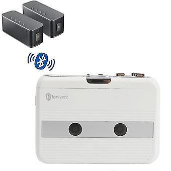 Bluetooth-kasettisoitin