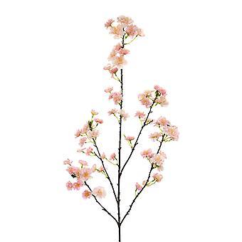 Ramo di fiori artificiali XL 125 cm rosa