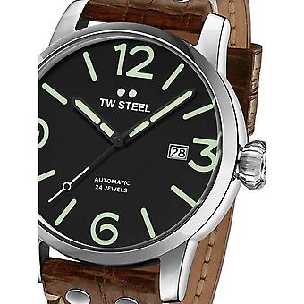 Mens Watch Tw-Steel MS16, Automatic, 48mm, 10ATM