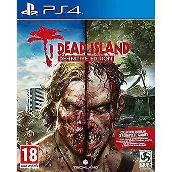 Dead Island Definitive Collection Edition PS4 Game