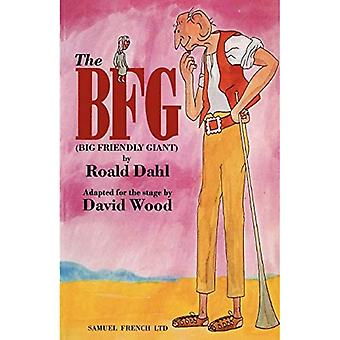 The BFG (Big Friendly Giant) - Screenplay