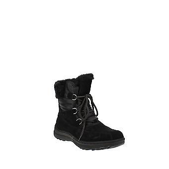 Baretraps | Aero Semsket Ankel Vinter Støvler