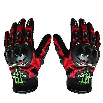 Off-road motorsykkel hansker, motorsykkel / elektrisk sykkel full finger hansker