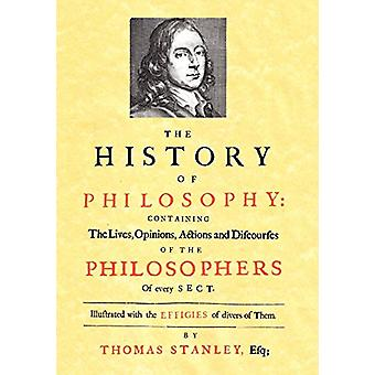 History of Philosophy (1701) by Thomas Stanley - 9781933993096 Book