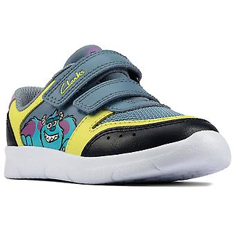 Clarks Ath Scare T Boys Infant Sporttrainers