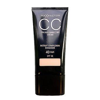 Max Factor CC Colour Correcting Cream