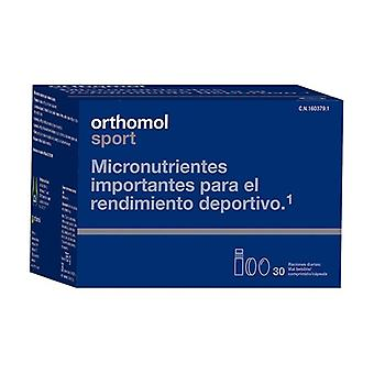 Orthomol Sport 30 vials of 20ml