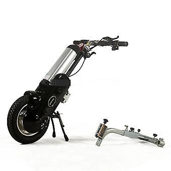 12inch 36v 15ah 400w Scaun cu rotile Atașament electric Handbike pentru sport cu handicap