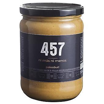 Paleobull Crema de Cacahuete 457 100% Natural 500 gr