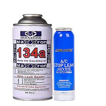 Høy renhet R134a 99,9% Automotive Klimaanlegg Kjølemiddel Nettovekt 200g